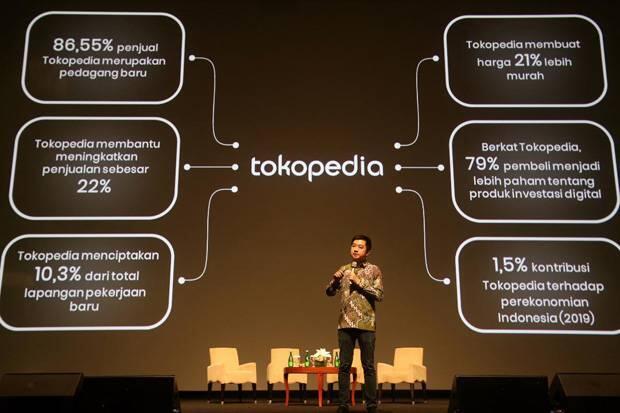 Riset LPEM FEB UI: Tokopedia Percepat Pemerataan Ekonomi Digital di Indonesia