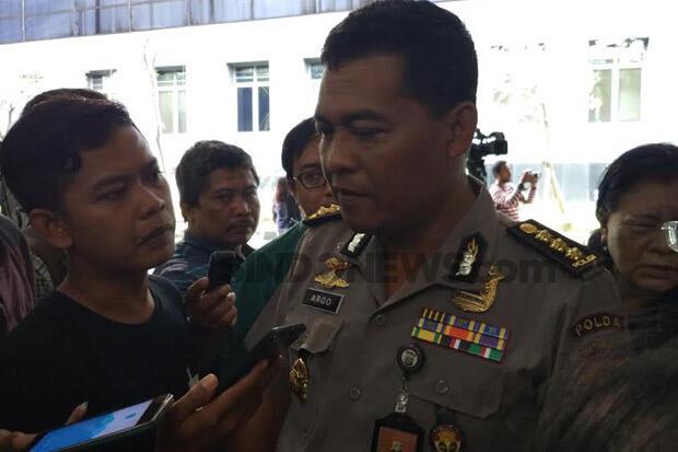 Kasus Ninoy Karundeng, Polda Baru Periksa Tiga Saksi