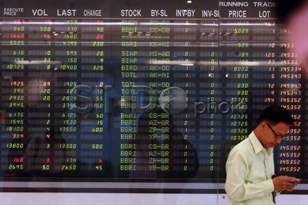 IHSG Ditutup Meroket 82,16 Poin Iringi Lonjakan 2,32% Bursa Hong Kong