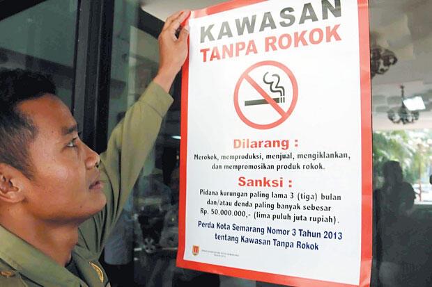 Tuai Polemik, Revisi Perda KTR Kota Bogor Cacat Hukum