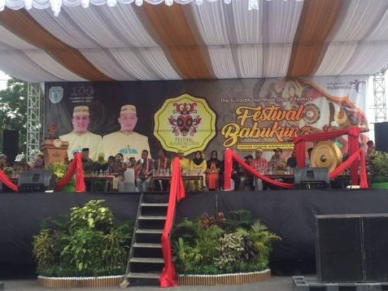 Festival Babukung 2019 Masuk 100 Kalender Event Wonderful Indonesia Kemenpar RI