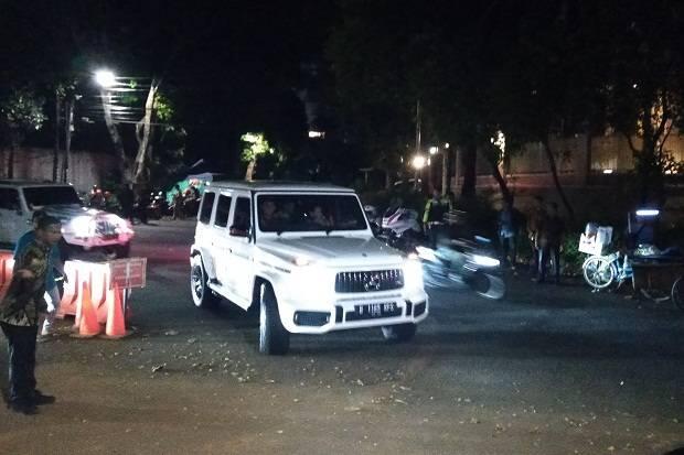Pimpinan MPR Sampaikan Undangan Pelantikan Jokowi ke Prabowo