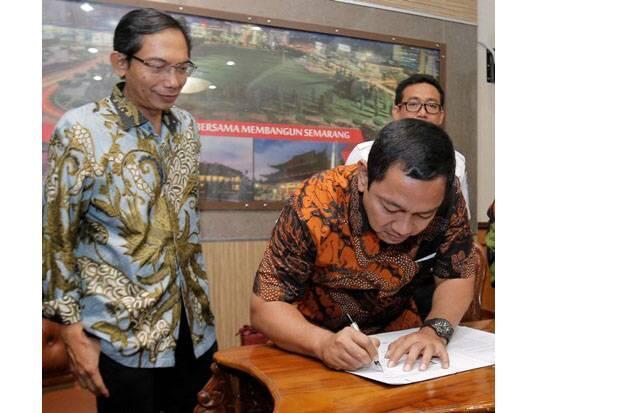 Wali Kota Semarang Siap Wujudkan Transportasi Kereta Dalam Kota