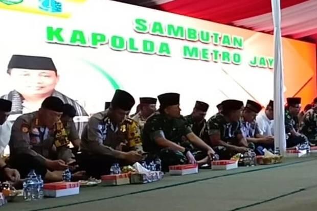 Kumpul di Kemayoran, Gubernur, Kapolda dan Pangdam Gelar Doa Bersama