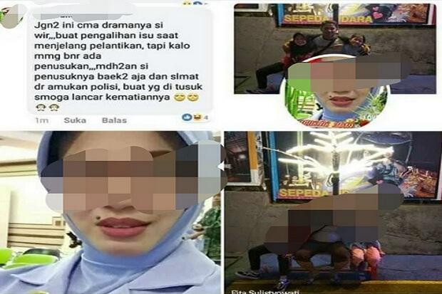 Anggota Polisi Militer TNI AU Ditahan Akibat Istrinya Posting soal Penusukan Wiranto