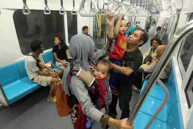 Pemprov DKI Usulkan Subsidi Anggaran Transportasi Rp6,94 Triliun