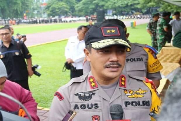 Kapolda Instruksikan Jajarannya Tingkatkan Pengamanan di Sumut