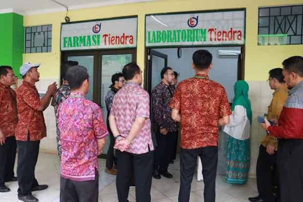 DKI Resmikan Klinik Pertama yang Beroperasi di dalam Panti