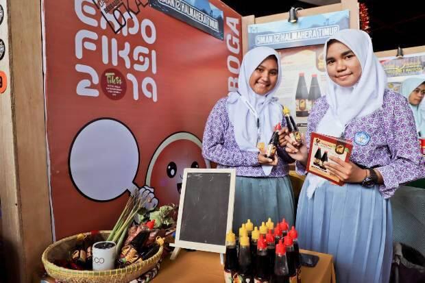 Khasiat Sabun Rempah Rintisan Siswi Halmahera Timur