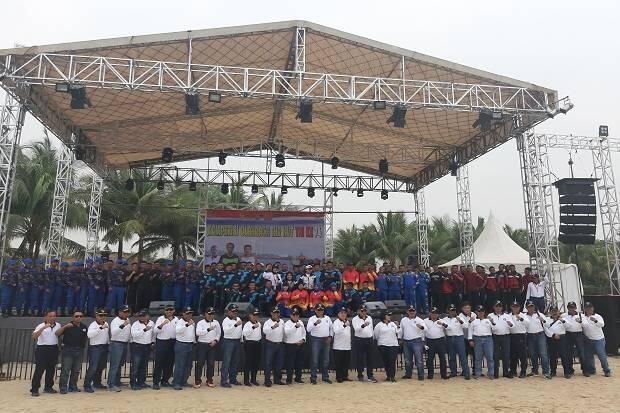 Tumbuhkan Semangat Bahari, TNI AL Gelar Kompetisi Olahraga Air