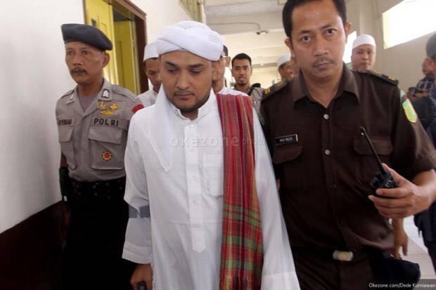 Diperiksa Polisi, Habib Novel Bamukmin Dicecar 33 Pertanyaan