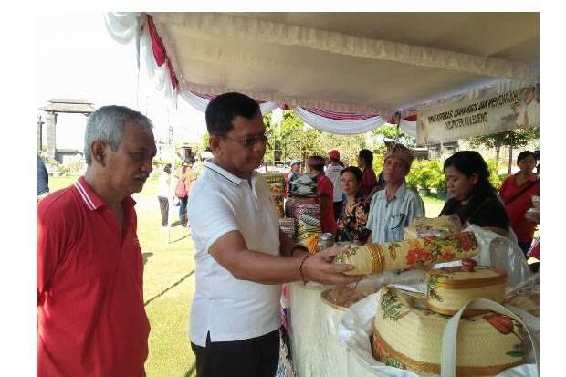 Pemkab Buleleng Rutin Gelar Pasar Pangan Lokal