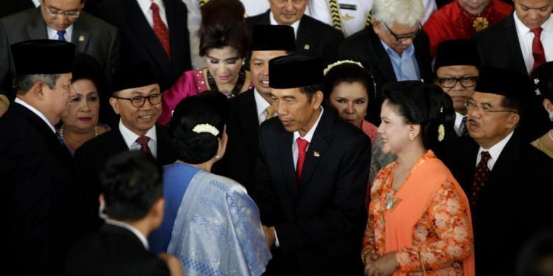 Presiden Dilantik Inilah Harapan Emak Jaman Now