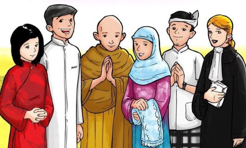 Agama Tidak Salah, Yang Salah Yang Mengaku Beragama Dan Berbuat Kesalahan
