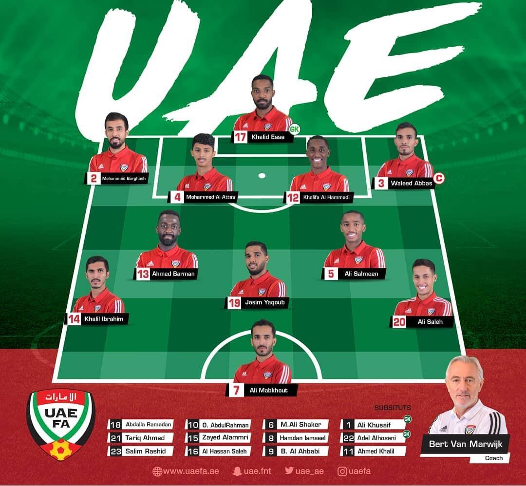 Hasil Kualifikasi Piala Dunia: Uni Emirat Arab 5-0 Indonesia