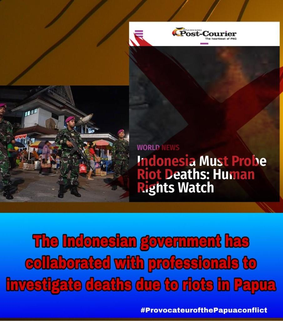 Not Understanding the Situation, Many Interested Parties in Papua