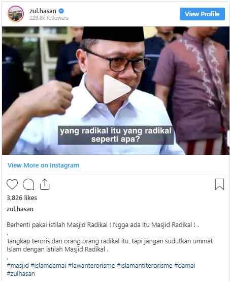 Muhammadiyah: Hati-hati Memberi Stempel Radikal