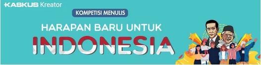 Penuhi Janji Dan Buatlah Indonesia Menjadi Bangsa Yang Lebih Maju.