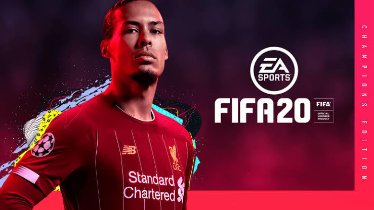 FIFA 20   This is VOLTA