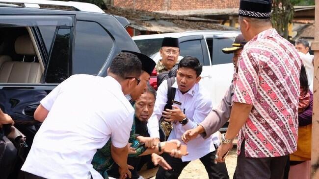 Istri Posting Fitnah soal Wiranto, Anggota Lanud Muljono Surabaya Ditahan