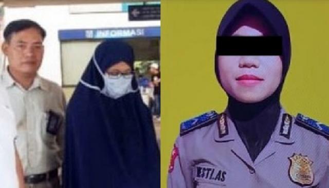 Polwan terpapar radikalisme telah dipecat dari institusi Polri