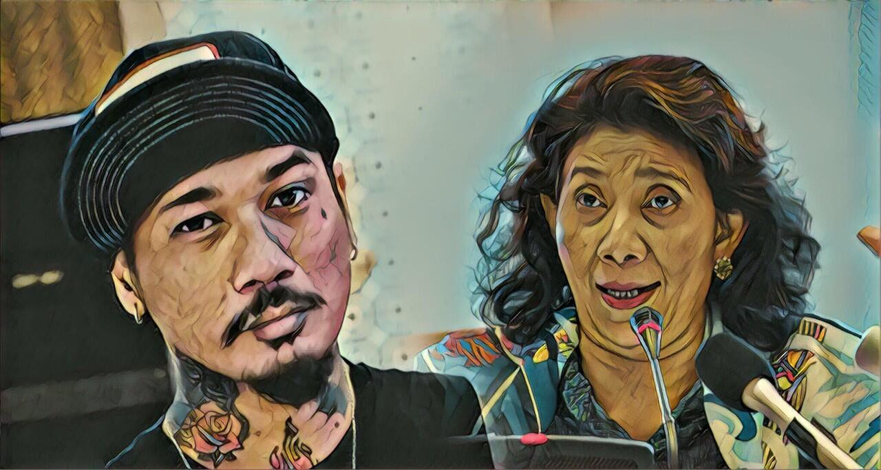 Jerinx Menang, Menteri Susi Batalkan Reklamasi Teluk Benoa