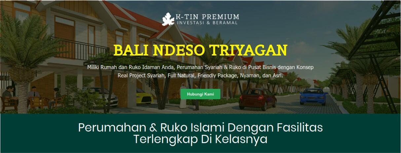 VIRAL!!! Bali ndeso Triyagan Perumahan Termurah dan Terstrategis