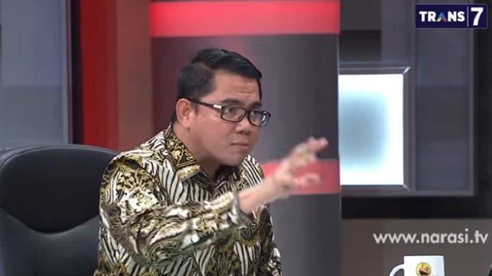 Rekaman Off Air Mata Najwa Bocor ke Publik, Arteria Dahlan Disekakmat Soal ...