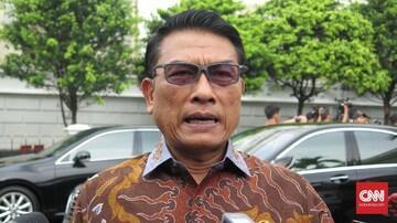 Moeldoko Sebut KSP Bisa Berubah Nama di Periode Kedua Jokowi