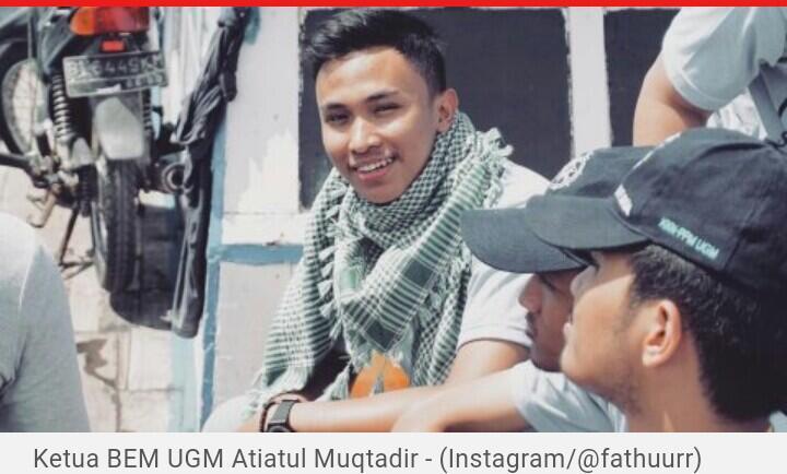 UGM Tolak Ustaz Abdul Somad, Presiden BEM Kritik Alasan Kampusnya