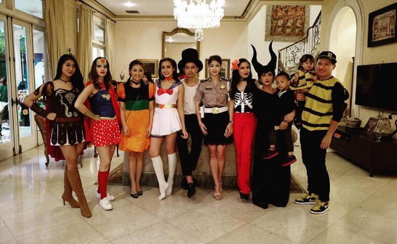 Halloween di Indonesia Hanya Sekedar Iseng Kah ??