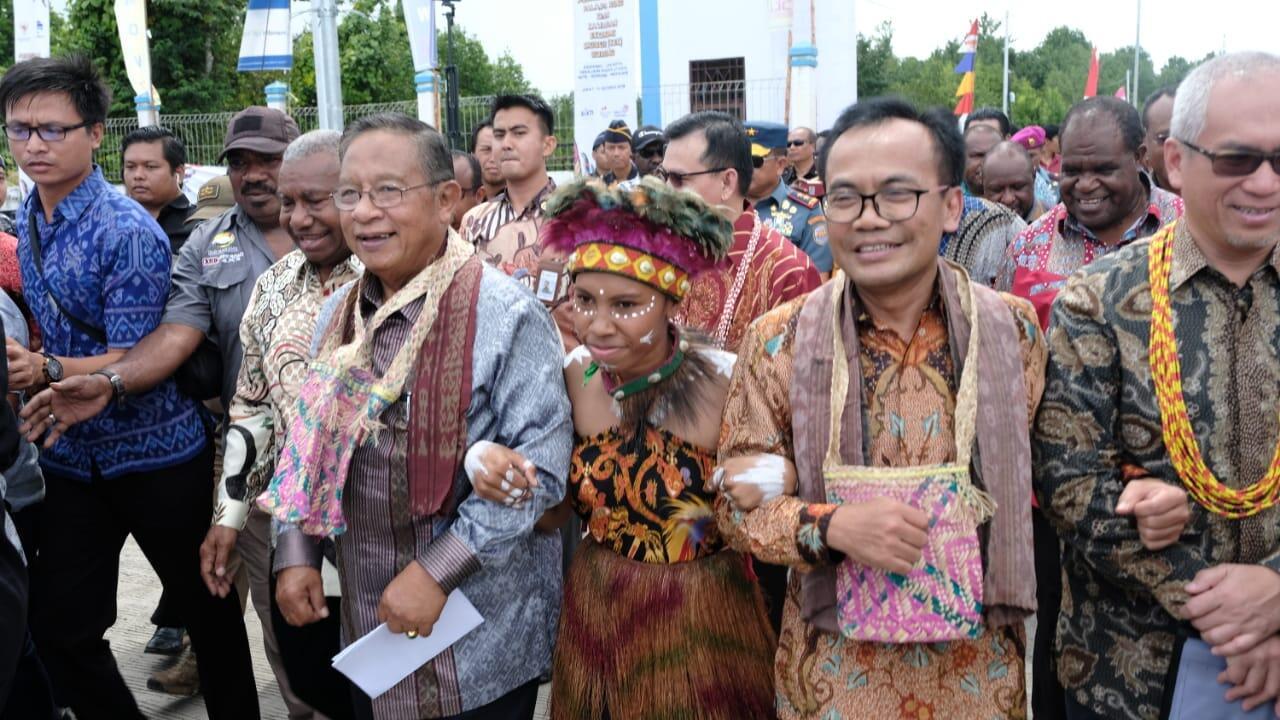 Resmi Beroperasi, KEK Sorong Siap Majukan Ekonomi Papua Barat