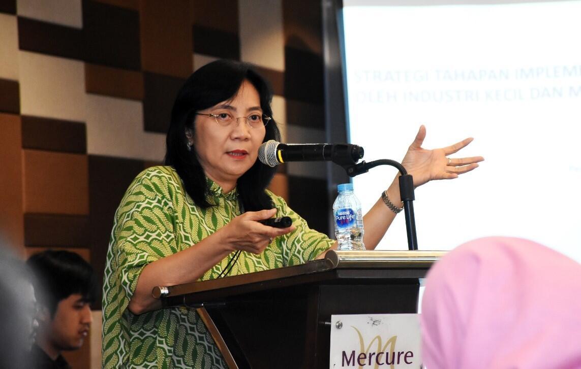 Perkuat Daya Saing di Era Industri 4.0, Kemenperin Dorong IKM Goes Digital