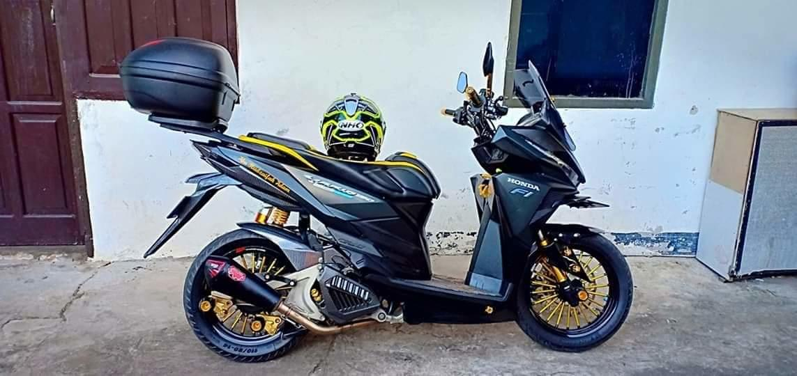 Modifikasi Honda Vario 2017