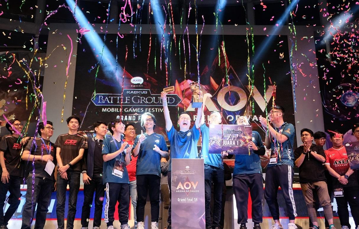 [COC eSports] 7 Tim Esports Tersukses di Indonesia, Ada Jagoan GanSis?
