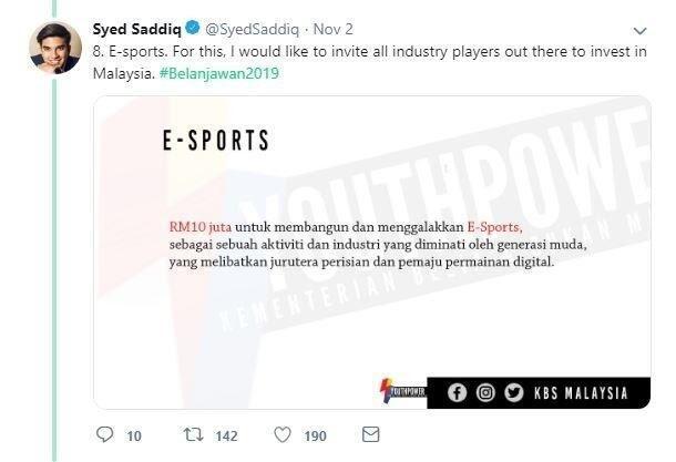 [COC eSports]Dukungan Pemerintah Untuk eSport, Ada Yang Sampai 4,2 Triliun.