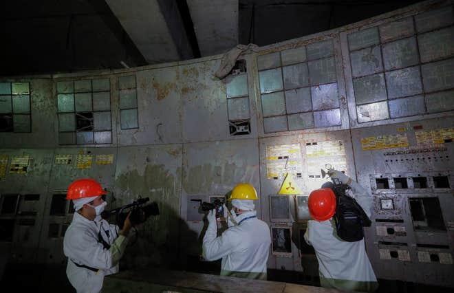 [Dark Tourism] Ruang Kontrol Chernobyl Akhirnya Dibuka Untuk Umum