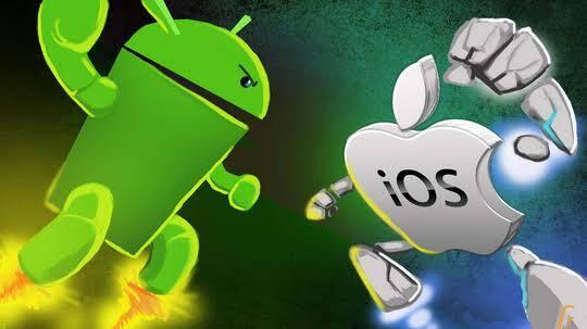 Kelebihan Dan Kekurangan Sistem Operasi Android Dan Sistem Operasi IOS