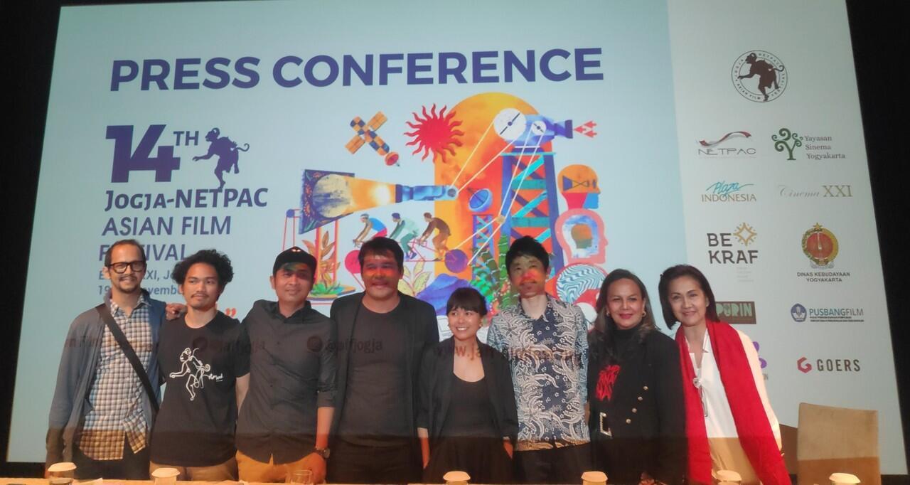 Jogja-NETPAC Asian Film Festival ke 14 Akan Digelar November Mendatang!