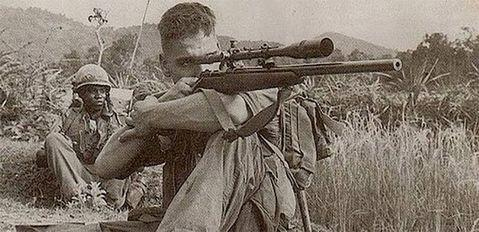 "Salah Satu ""Sniper"" Terbaik Yang Tidak Diketahui Oleh Orang Lain!!"