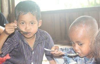 Kebanyakan Disuapi Mie Instan, Jutaan Balita di Asia Tenggara Malnutrisi