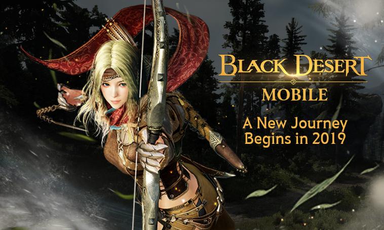 Black Desert Mobile Siap Dirilis Minggu Depan