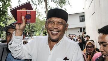 Eggi Sudjana Ditangkap Polisi di Hari Pelantikan Presiden