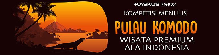 Pulau Komodo Dikelola Eksklusif Dan Premium, Tiket Masuknya Akan Melonjak Gan!