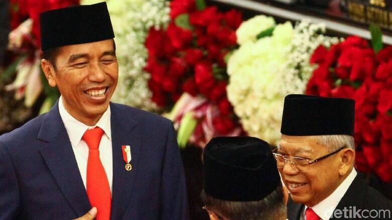 Menteri Kabinet Baru Diumumkan dan Dilantik Besok Pukul 11.00