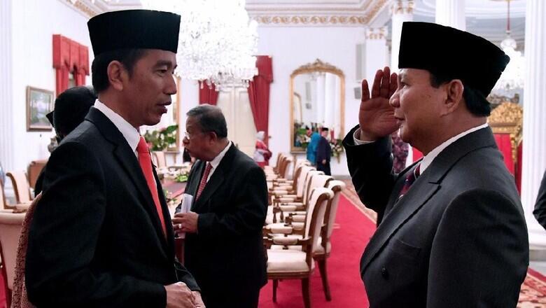 Isu Prabowo Merapat Dapat Bintang Empat