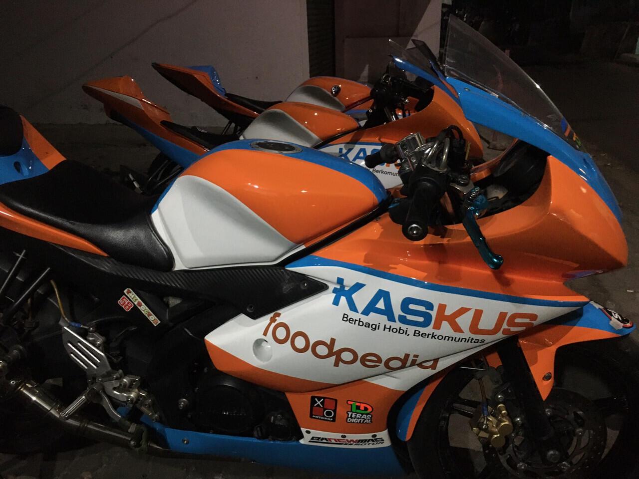 [Invitation] R15er & Rock Goes To Yamaha Sunday Race (YSR) Putaran Ke-3 2019
