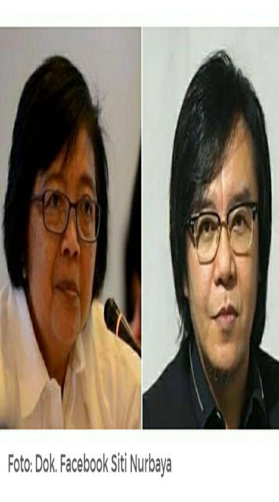 Ari Lasso Vs Siti Nurbaya