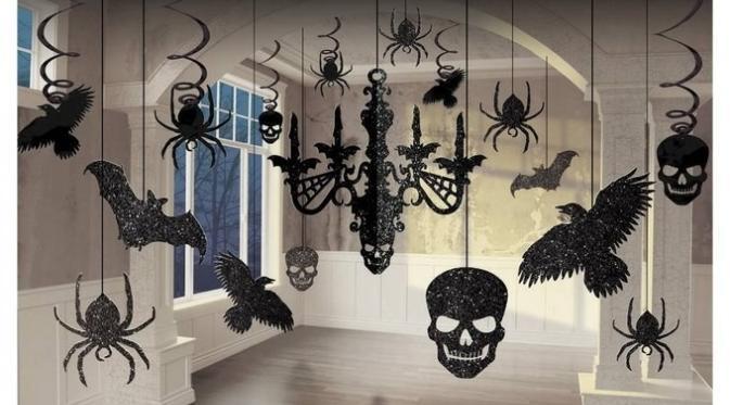 5 Tips Mendekorasi Ruangan Rumah, Untuk Perayaan Halloween.