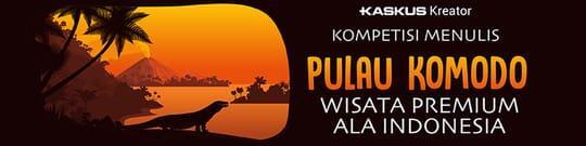 Wajar Saja Tiket Masuk Pulau Komodo Hingga 14 Juta, Ini Alasan Kuat Pemerintah!